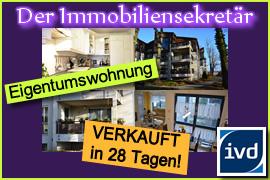 Verkauft: Eigentumswohnung Schildow