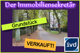 Verkauft: Grundstück in Schildow