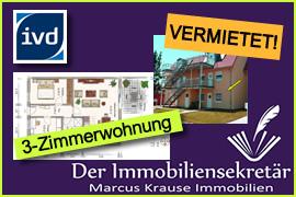Vermietet: Wohnung in Zinnowitz