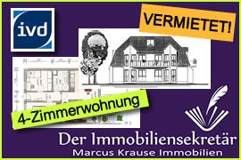 Vermietet: Wohnung in Schildow