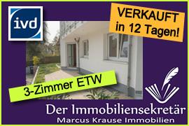 Verkauft: Eigentumswohnung in Mühlenbecker Land