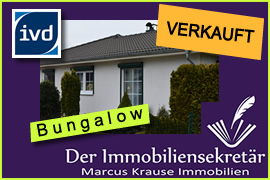 Verkauft: Bungalow Mühlenbecker Land