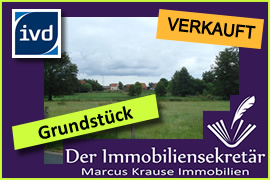 Verkauft: Grundstück Leegebruch