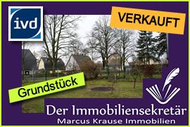 Verkauft: Grundstück Glienicke-Nordbahn