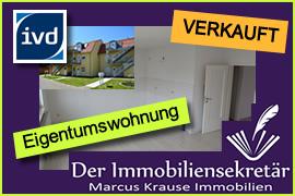 Verkauft: Eigentumswohnung Zinnowitz