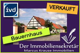Verkauft: Bauernhaus mit Gehöft Gransee