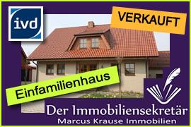 Verkauft: Einfamilienhaus Hennigsdorf