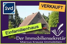 Verkauft: Einfamilienhaus Birkenwerder