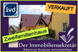 Verkauft: Zweifamilienhaus Oberhavel