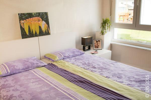 Home Staging Beispiel Schlafzimmer nachher Der Immobiliensekretär