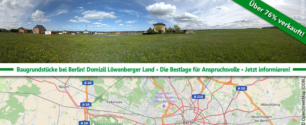 Domizil Löwenberger Land