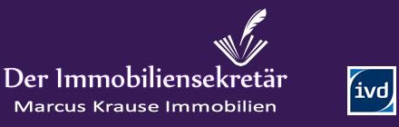 Der Immobiliensekretär IVD | Marcus Krause Immobilien - Verkauf • Vermietung • Finanzierung