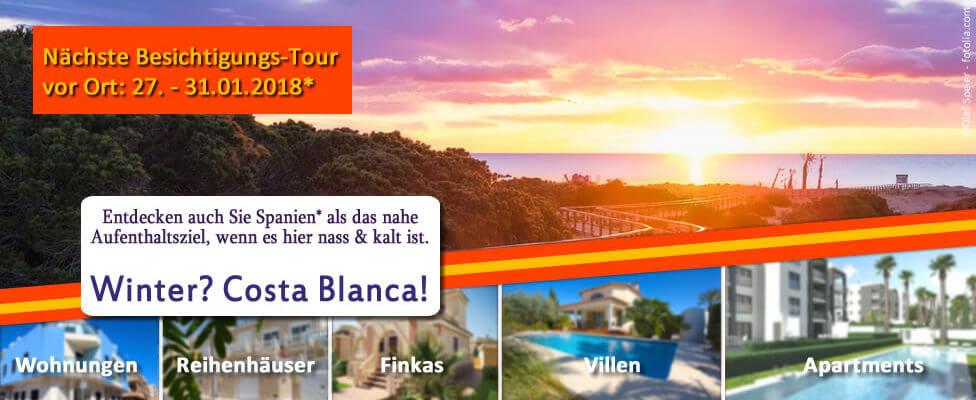 Immobilien Costa Blanca | Spanien