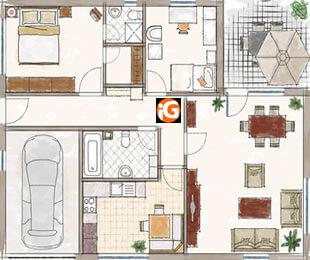 Immobilie vermieten - Thema neuer Grundriss erstellen