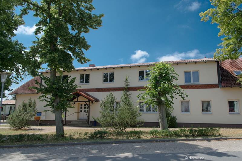 Gemeindehaus Löwenberg in Löwenberger Land