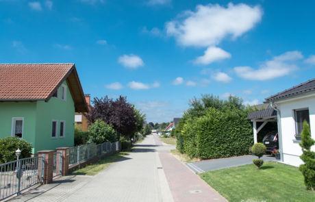 Wohnsiedlung Löwenberger Land