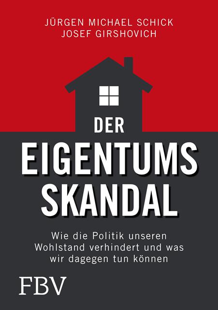 Buchtipp: Der Eigentumsskandal - Marcus Krause Immobilien - Der Immobiliensekretär IVD