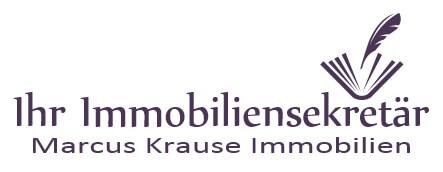 Ihr Immobiliensekretär Marcus Krause Immobilien Logo
