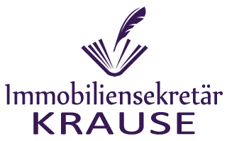 Immobiliensekretär KRAUSE Logo