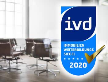 IVD Weiterbildungszertifikat 2020