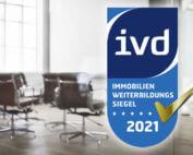 IVD Weiterbildungszertifikat 2021